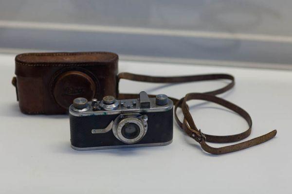 Le Leica d'Henri Cartier-Bresson
