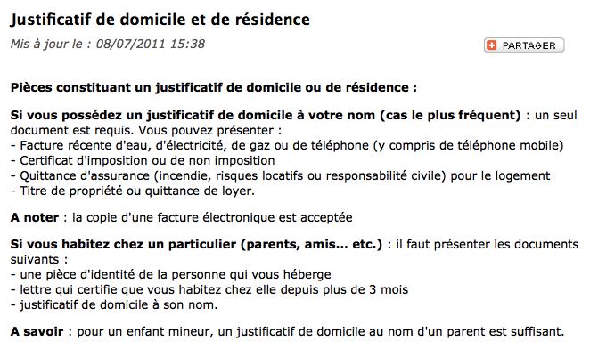 Justificatif De Residence De Boneandvascularresearch